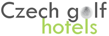 České golfové hotely - logo