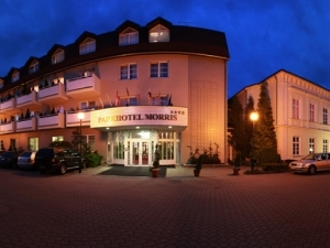 Parkhotel Morris **** Nový Bor