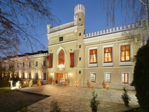 CHATEAU ST. HAVEL **** - wellness & golf hotel